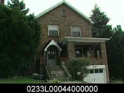 Wilkinsburg Single Family Home For Sale: 509 Reed St