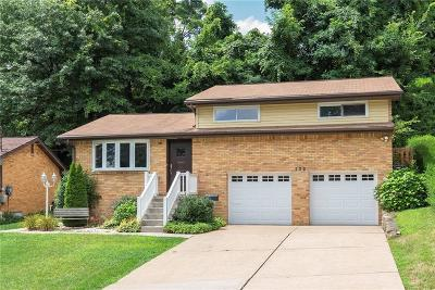 Forest Hills Boro Single Family Home Contingent: 132 Lebeau Pike
