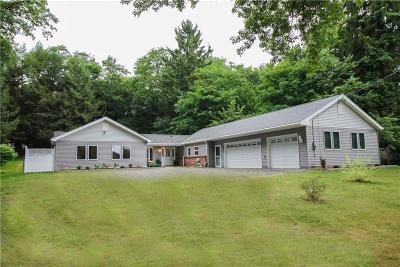 Single Family Home Sold: 9725 Grosick Rd