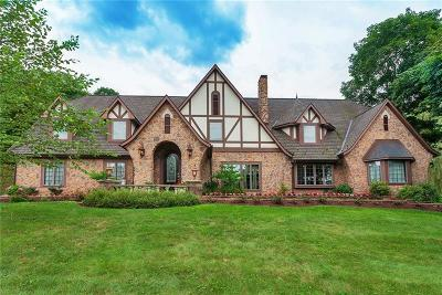 Murrysville Single Family Home For Sale: 5347 Cline Hollow Rd