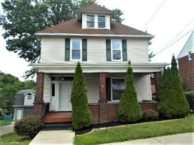 Single Family Home For Sale: 802 Vine St