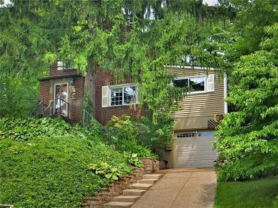 Forest Hills Boro Single Family Home Contingent: 215 Castlegate Rd