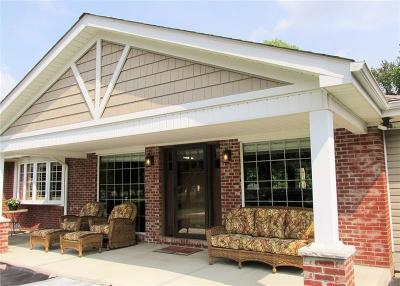 Single Family Home For Sale: 7994 State Route 819