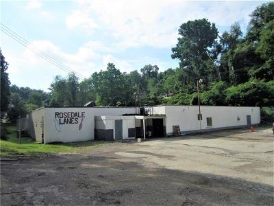 Commercial Active Under Contract: 5900 Rockcliff Road
