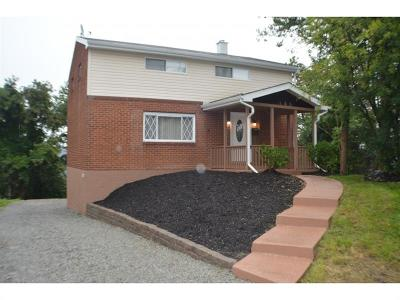 Wilkins Twp Single Family Home For Sale: 355 Frazier Dr