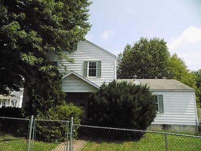 Single Family Home For Sale: 329 College Ave
