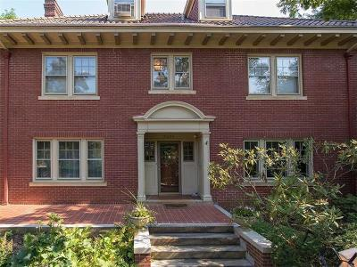 Squirrel Hill Single Family Home For Sale: 6501 Beacon Street