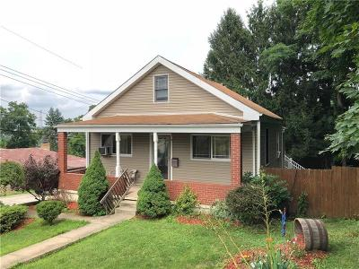 Baldwin Boro PA Single Family Home For Sale: $129,900