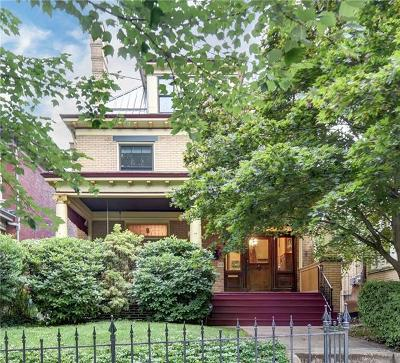 Regent Square Single Family Home For Sale: 315 W Hutchinson Ave