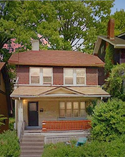 Wilkinsburg Single Family Home For Sale: 1317 Franklin Avenue