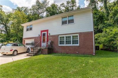Penn Hills Single Family Home For Sale: 460 Long Rd