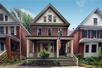 Edgewood Single Family Home Contingent: 127 Lincoln Ave