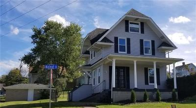 Irwin Single Family Home Contingent: 8455 Liberty Ave