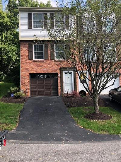 Whitehall PA Condo/Townhouse Sold: $137,000