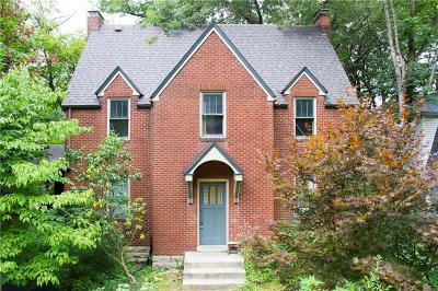 Forest Hills Boro Single Family Home Contingent: 33 Wilkins Rd