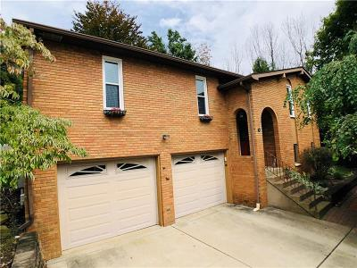 North Huntingdon Single Family Home For Sale: 169 Rustic Dr
