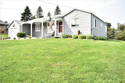 Single Family Home For Sale: 3366 Route 130