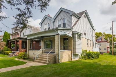 Regent Square Single Family Home Contingent: 1119 Macon Ave