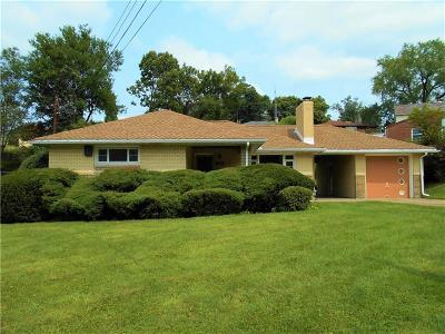 Forest Hills Boro Single Family Home For Sale: 743 Braddock Road