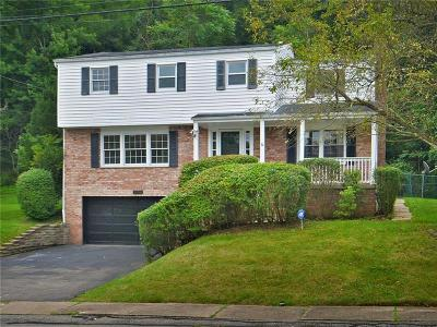 Wilkins Twp Single Family Home For Sale: 116 Calmont