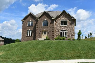 Single Family Home For Sale: 507 Saddlewood Drive #Lot 18
