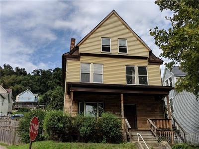 Wilmerding Single Family Home For Sale: 310 Caldwell