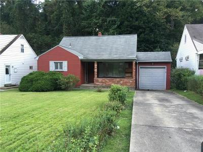 Single Family Home Sold: 746 Jefferson Rd