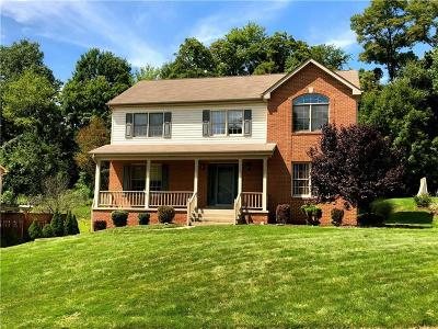 Delmont Single Family Home Contingent: 256 Apple Hill