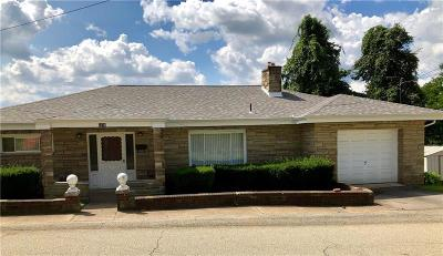 Swissvale Single Family Home For Sale: 2326 Columbia Ave