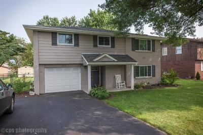 Irwin Single Family Home Contingent: 373 Chaucer Drive