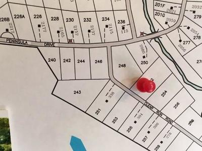 Somerset/Cambria County Residential Lots & Land For Sale: 252 Peninsula Estates, Clear Run