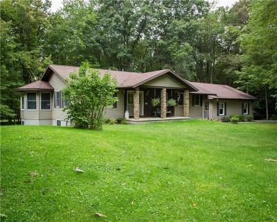 Indian Lake Boro Single Family Home For Sale: 407 East Fairway Road