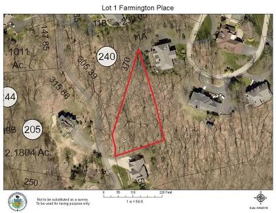 Greensburg, Hempfield Twp - Wml Residential Lots & Land For Sale: Lot 1 Farmington Place