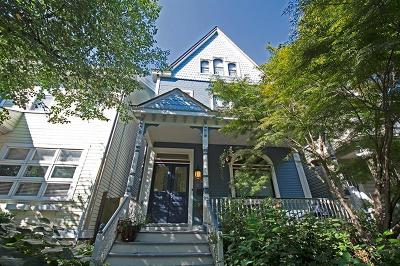 Shadyside Single Family Home For Sale: 710 Ivy Street