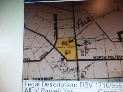 Somerset/Cambria County Residential Lots & Land For Sale: Lot 82 Twin Oaks Drive