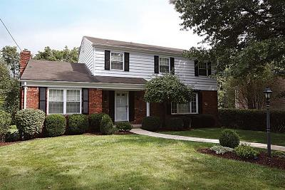 Wilkins Twp Single Family Home Contingent: 193 Penhurst Drive