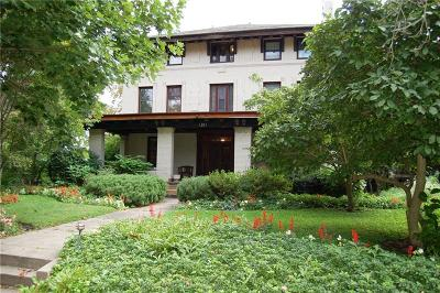 Squirrel Hill Single Family Home Active Under Contract: 1201 Murray Hill Ave