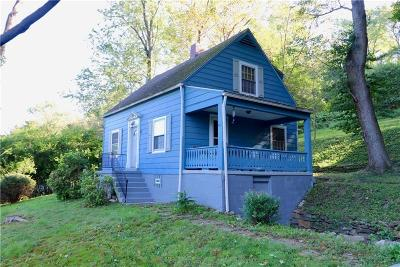 Wilkins Twp Single Family Home Contingent: 161 Sunset Dr