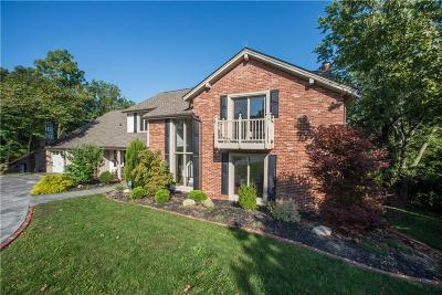 Upper St. Clair Single Family Home For Sale: 1351 Redfern Dr.