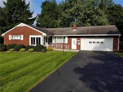 Somerset/Cambria County Single Family Home For Sale: 2339 Stoystown Rd