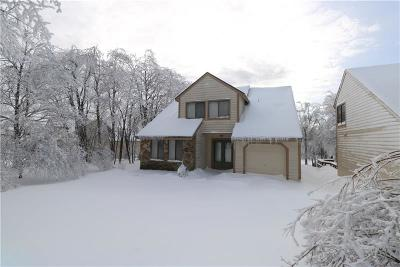 Hidden Valley Single Family Home For Sale: 1731 Snowfield Drive