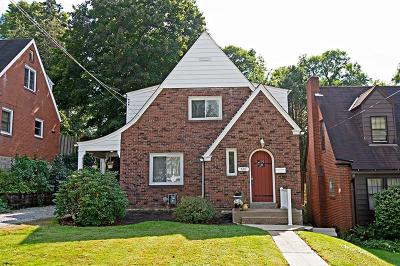 Oakmont Single Family Home Contingent: 520 Woodland Avenue