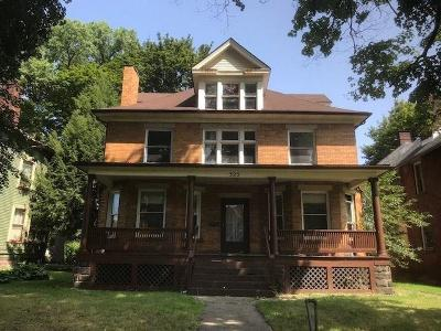 Single Family Home Sale Pending: 323 E Wallace Avenue