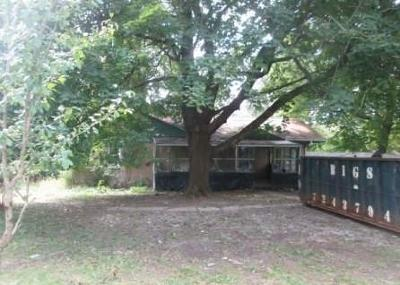 Single Family Home For Sale: 13322 Ridge Road
