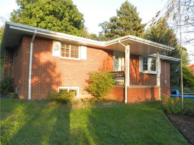 Cecil PA Single Family Home Contingent: $189,900