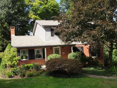 Irwin Single Family Home Contingent: 562 Carroll Dr