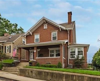 Latrobe Single Family Home For Sale: 701 Chestnut Street