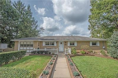Westmoreland County Single Family Home Contingent: 990 Toby Street