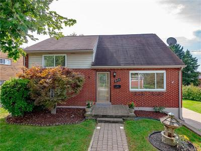 Verona Single Family Home Contingent: 241 Shannon Heights