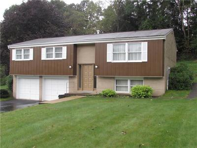 Murrysville Single Family Home Contingent: 4311 Trouthaven Dr